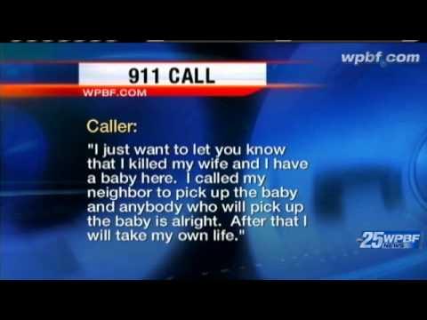 Police Release 911 Calls In Murder-Suicide