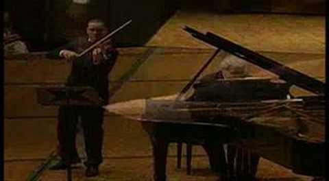 Gustavo Dudamel & Emmanuel Ax, SOLO ( PART 3)
