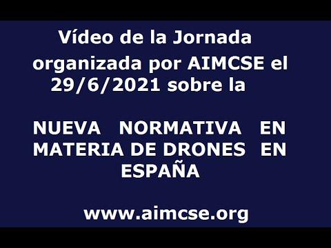 Download Nueva normativa en materia de drones en España - Junio 2021