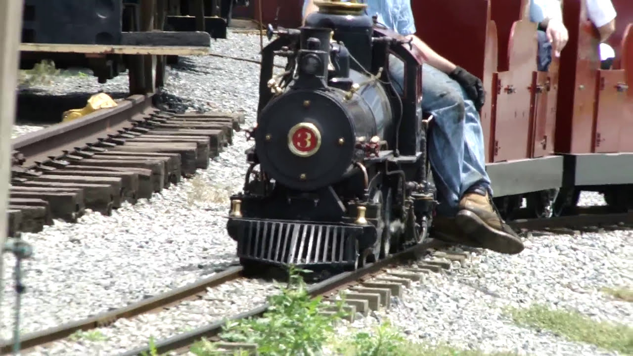 Cagney Miniature Steam Engine