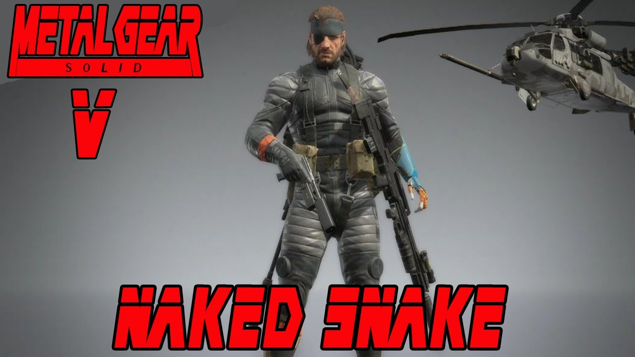 Costume DLC is here - Metal Gear Solid V: The Phantom Pain