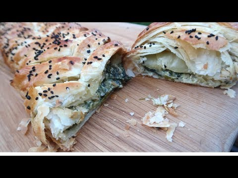 Ramadan Recipe Chicken Spinach Feta Pastry | Indian Cooking Recipes | Cook With Anisa | #Recipes
