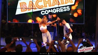 Luis and Andrea at Vienna Bachata Congress By Dance Vida