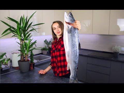 ЛОСОСЬ В ИЗУМИТЕЛЬНОМ СОУСЕ, простой рецепт лосося в домашнем соусе терияки