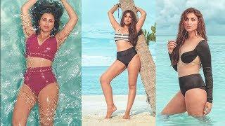 Parineeti Chopra Bikini Photoshoot Video 2019