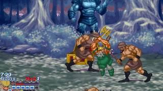 Golden Axe Myth Longplay (PC) [60 FPS]