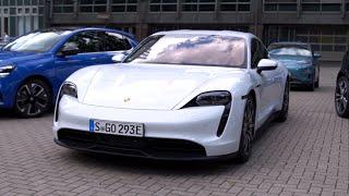 Elektro-Porsche Taycan im Alltagstest: