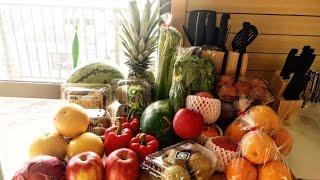 FARMERS MARKET HAUL | SHOPPING IN JAPAN | BaileyCo