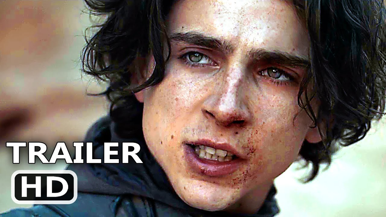 Dune Trailer 2020 Timothee Chalamet Zendaya Movie Youtube