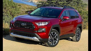2019 Toyota RAV4 Adventure – Interior, Exterior and Drive