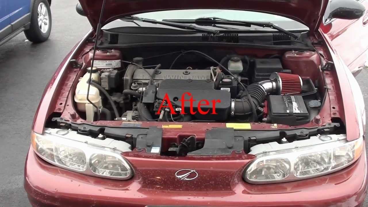 Oldsmobile Alero Air Intake