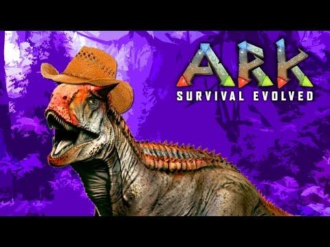 SMOKEY AND THE DINOSAUR ★ ARK: Survival Evolved (30)