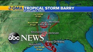 #barry storm