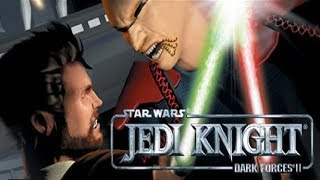 Star Wars Jedi Knight: Dark Forces II - (Level 1) Double-Cross on Nar Shaddaa