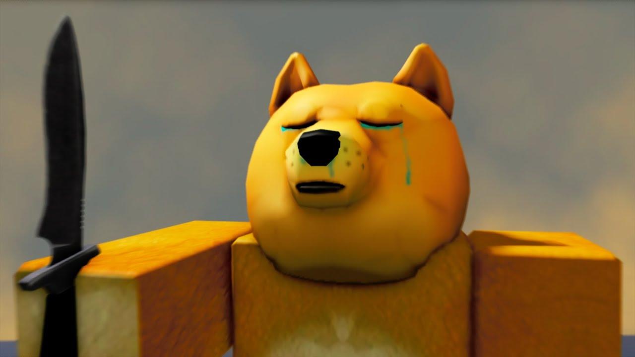 눈물나는 희생게임 강아지