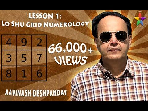 Lo Shu Grid Numerology - Lesson 1