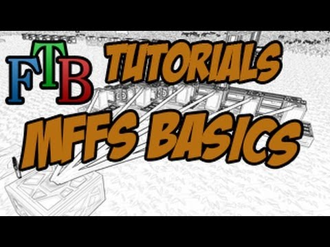 how to make a force field in ftb