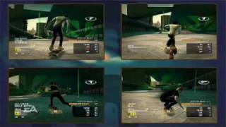 Skate.it - Wii Multiplayer