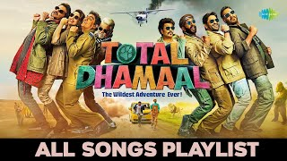 Total Dhamaal | टोटल धमाल | Audio Jukebox | Mungda | Paisa Yeh Paisa| Speaker Phat Jaaye| Theme Song