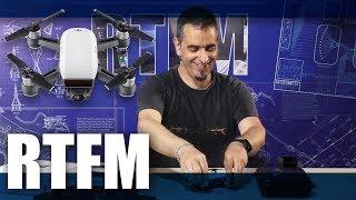 RTFM#14 - DJI Spark Mini RC Selfie Drone
