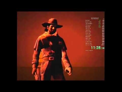 Red Dead Revolver (NG+ Normal) - 1:23:22