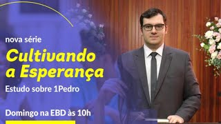 Escola Bíblica Dominical IP Limeira - 24/05/2020