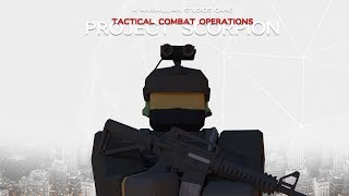 THE NEXT BEST ROBLOX FPS GAME?!?! | Project Scorpion|