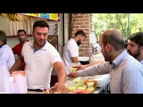 First set of sanctions hit Iran tomorrow