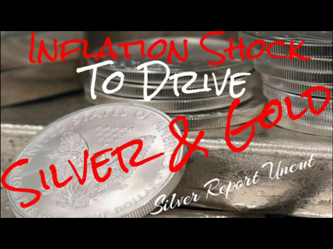 Silver Price Bolts When Inflation Shock Hits Markets Fed Considers Raising Inflation