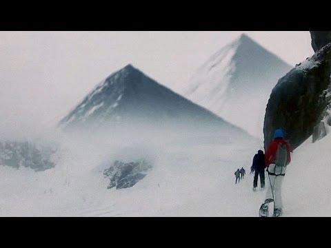 В Антарктиде нашли три пирамиды, построенные древней цивилизацией