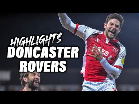 Fleetwood Town Doncaster Goals And Highlights