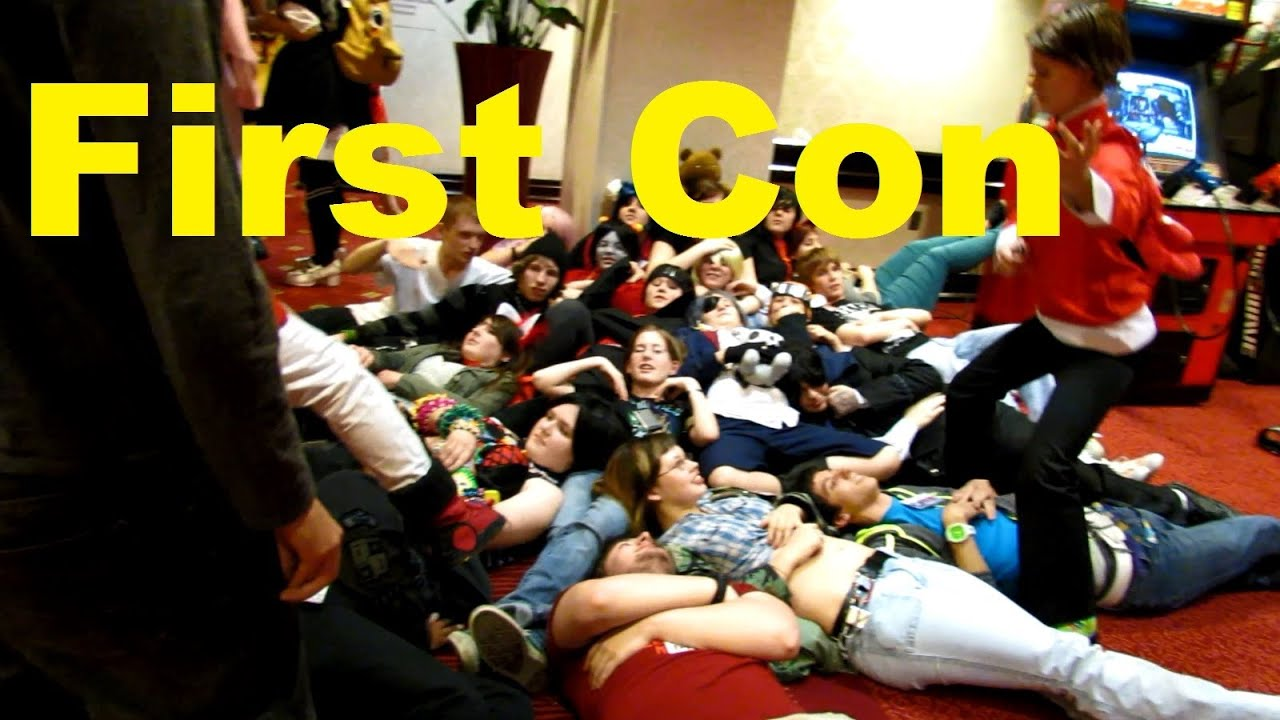 Anime convention?
