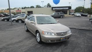 2008 Hyundai Azera Limited | Full Tour & Start Up