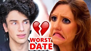 the most EMBARRASSING DATING SHOW on the INTERNET. 🤢💔