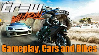 The Crew Wild Run | EXCLUSIVE GAMEPLAY, NEW CARS, MODES and MORE