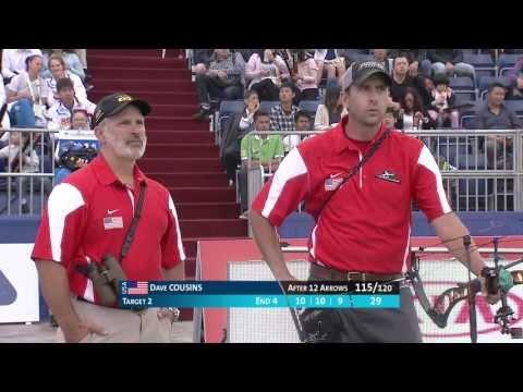 Compound Men Bronze - Shanghai - Archery World Cup 2013
