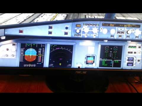 How to tune view with TrackIr and keyboard (a320neo, JARDesign, X-Plane-10)