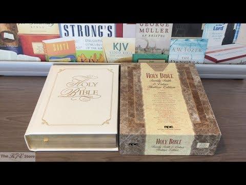 KJV Family Faith and Values Bible