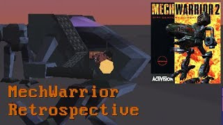 MechWarrior Retrospective Part 2 - MechWarrior 2: 31st Century Combat (1995)