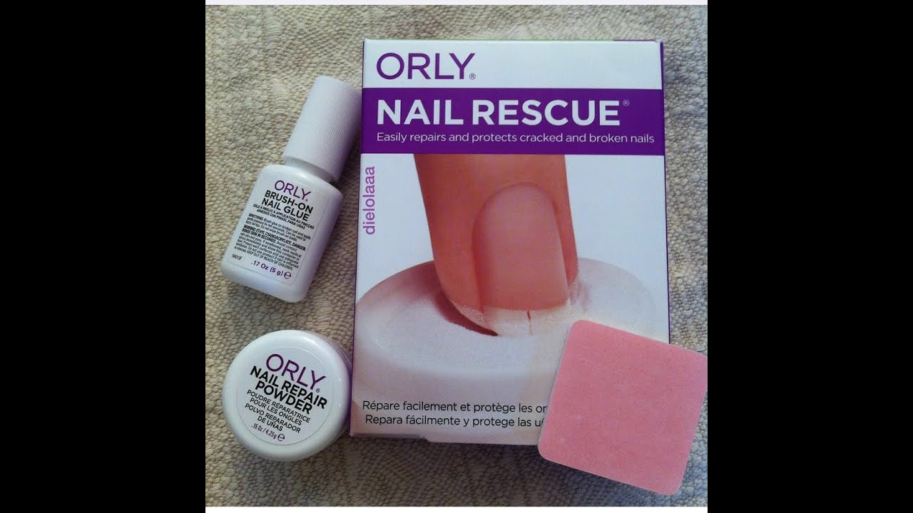 How to Fix A Broken Nail Fast and at Home - DIY Split Nail Remedies