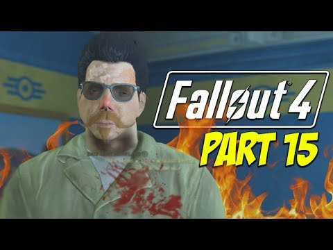 Vault of Viruses! - Fallout 4 Survival Mode | Part 15