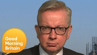 Michael Gove Cements His Support for Theresa May | Good Morning Britain