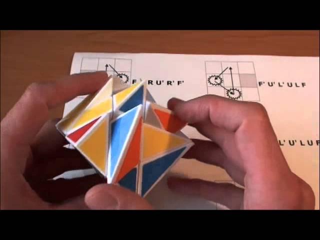3x3-подобные головоломки