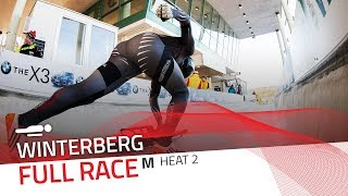 Winterberg | BMW IBSF World Cup 2019/2020 - Men's Skeleton Heat 2 | IBSF Official