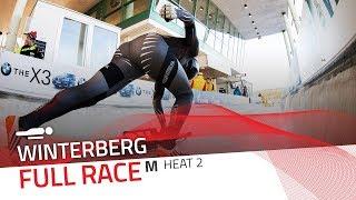Winterberg | BMW IBSF World Cup 2019/2020 - Men's Skeleton Heat 2 | IBSF Official