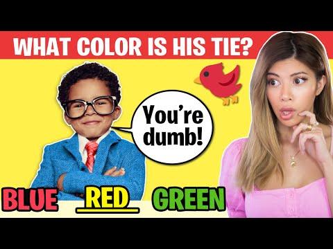 Kindergarten Questions That Make You Feel SO Dumb