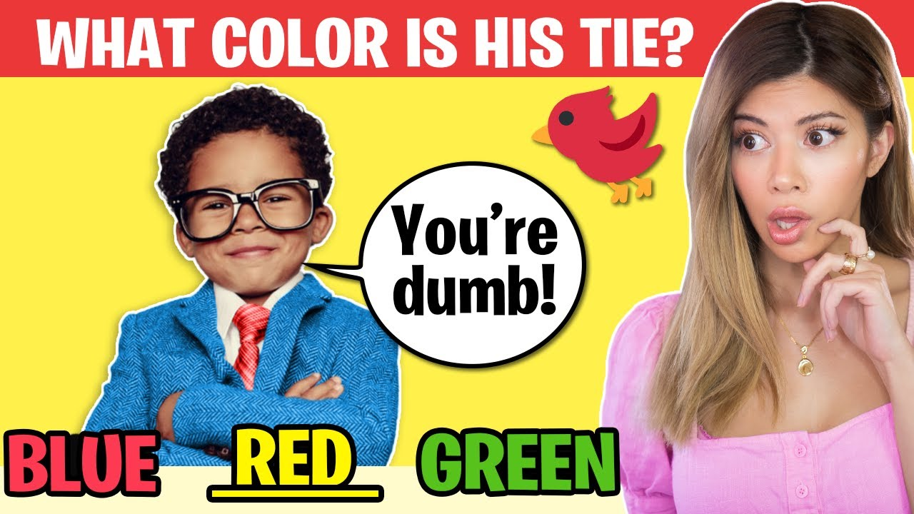 Kindergarten Questions That Make You Feel So Dumb Youtube