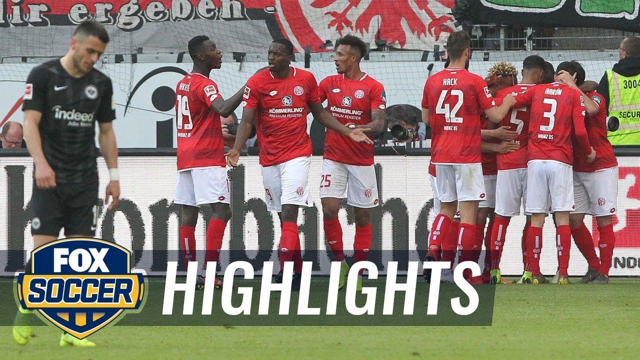 Mainz Frankfurt Bundesliga