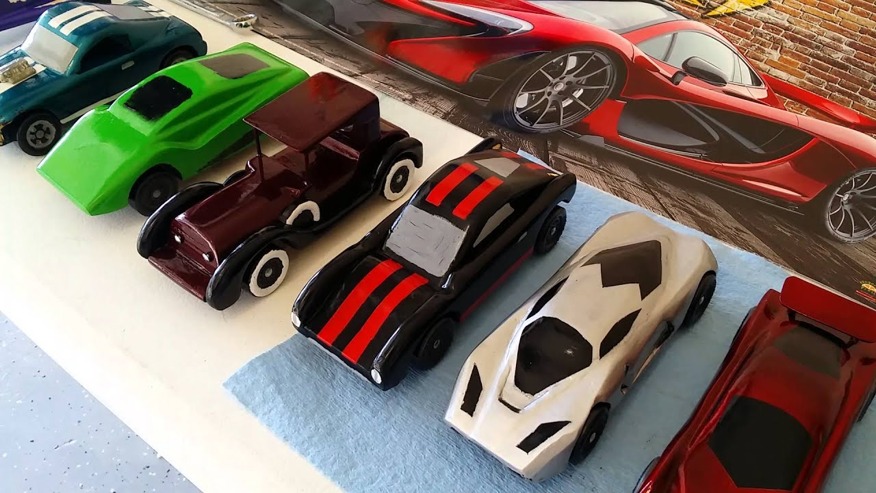 Epic Pinewood Derby Cars Thoughts On The Cars Youtube