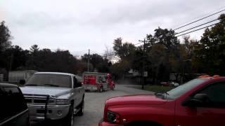 Wartburg volunteer fire department